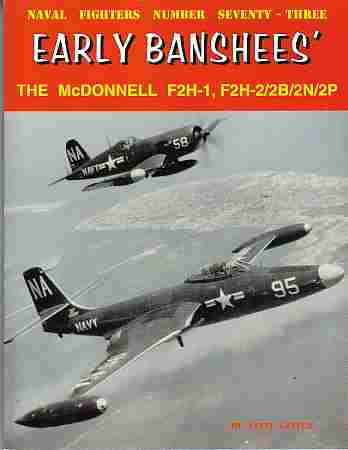 Image for Early Banshees F2H-1/2/2B/2N/2P   (Naval Fighters)