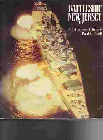 Image for Battleship New Jersey  An Illustrated History