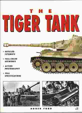Image for The Tiger Tank
