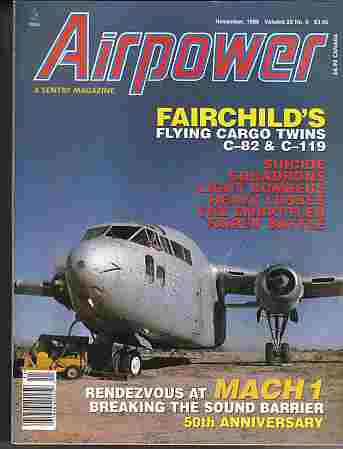 Image for Airpower, Vol. 26, No. 6, November 1996