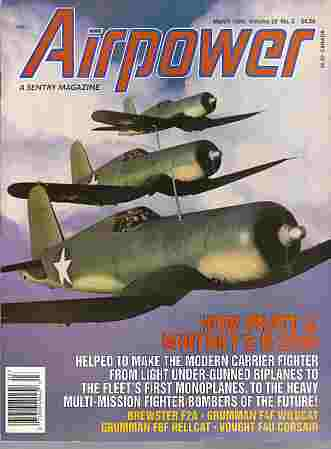 Image for Airpower, Vol. 29, No. 2, March 1999