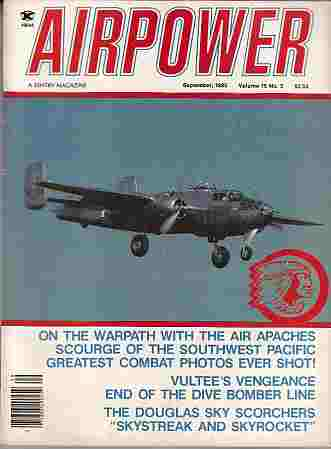Image for Airpower, Vol. 15, No. 5, September 1985
