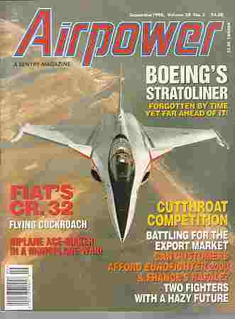 Image for Airpower, Vol. 28, No. 5, September 1998
