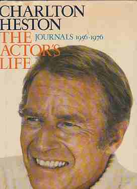 Image for The Actors Life Journals 1956-1976 SIGNED