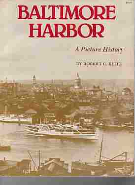 Image for Baltimore harbor  A picture history