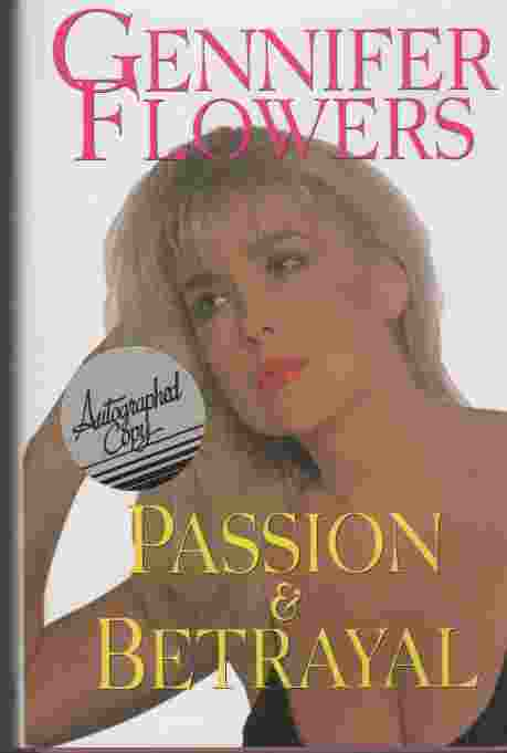 Image for Gennifer Flowers  Passion and Betrayal