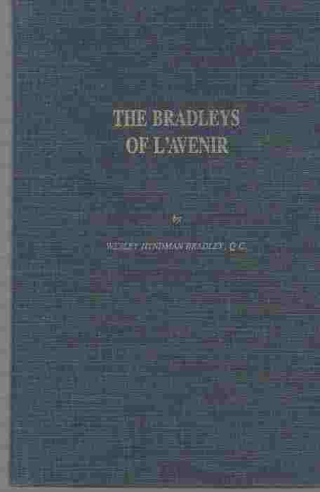"Image for Notes on the Bradleys of L""Avenir"