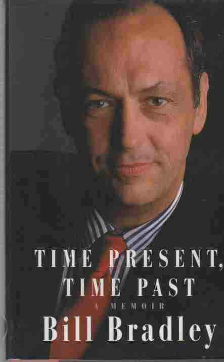 Image for Time Present, Time Past  A Memoir (author signed)