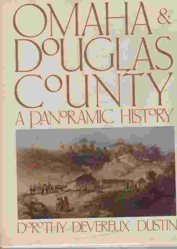 Image for Omaha and Douglas County. a Panoramic History