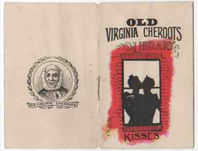 Image for Old Virginia Cheroots Library Kisses