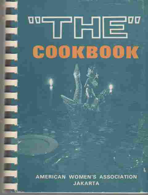 "Image for ""The"" Cookbook,  Presented to you by the American Women's Association"
