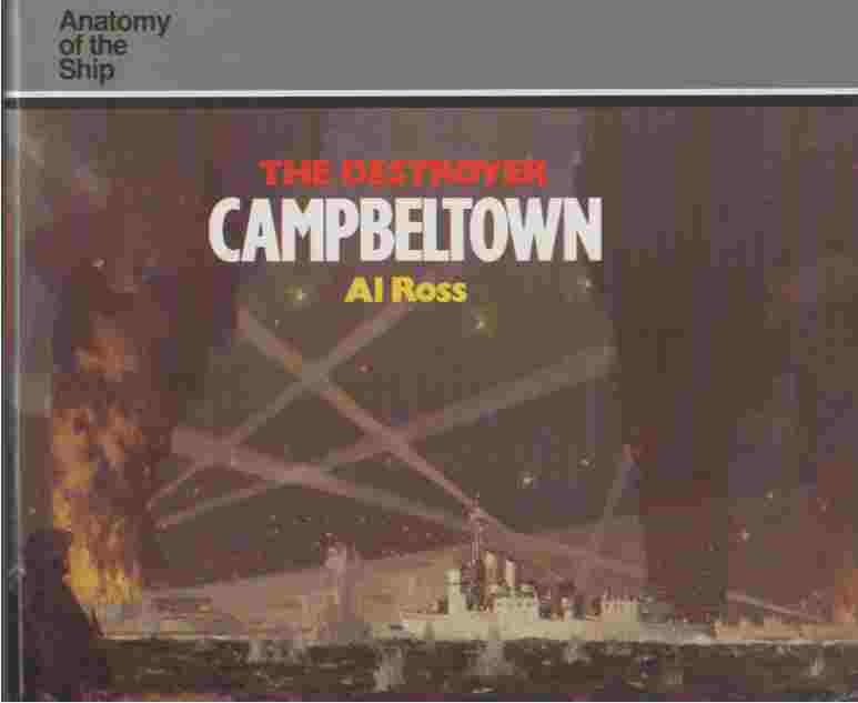Image for The Destroyer Campbeltown
