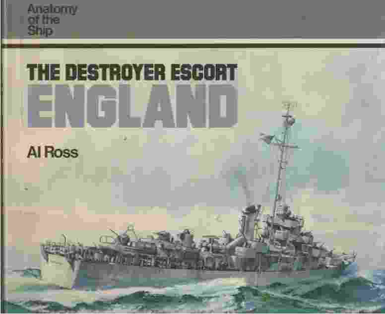 Image for The Destroyer Escort England