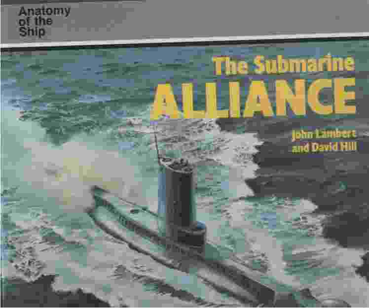 Image for The Submarine Alliance