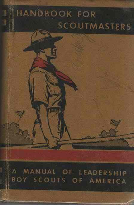 Image for Handbook for Scoutmasters, Vol 2,  A Manual of Leadership