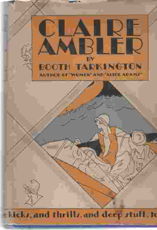 Image for CLAIRE AMBLER  ( First Edition)