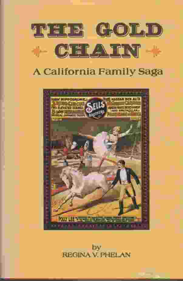 Image for The Gold Chain  A California Family Saga