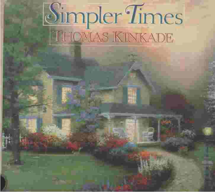 Image for Simpler Times (Author Signed)
