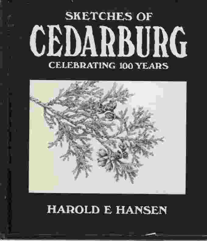 Image for Sketches of Cedarburg  Celebrating 100 Years, 1885-1985