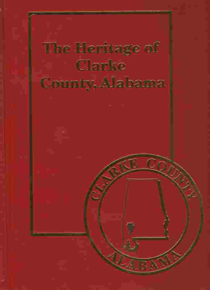 Image for The Heritage of Clarke County, Alabama