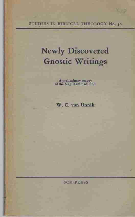 Image for Newly discovered gnostic writings   a preliminary survey of the Nag-Hammadi find: translated from the Dutch
