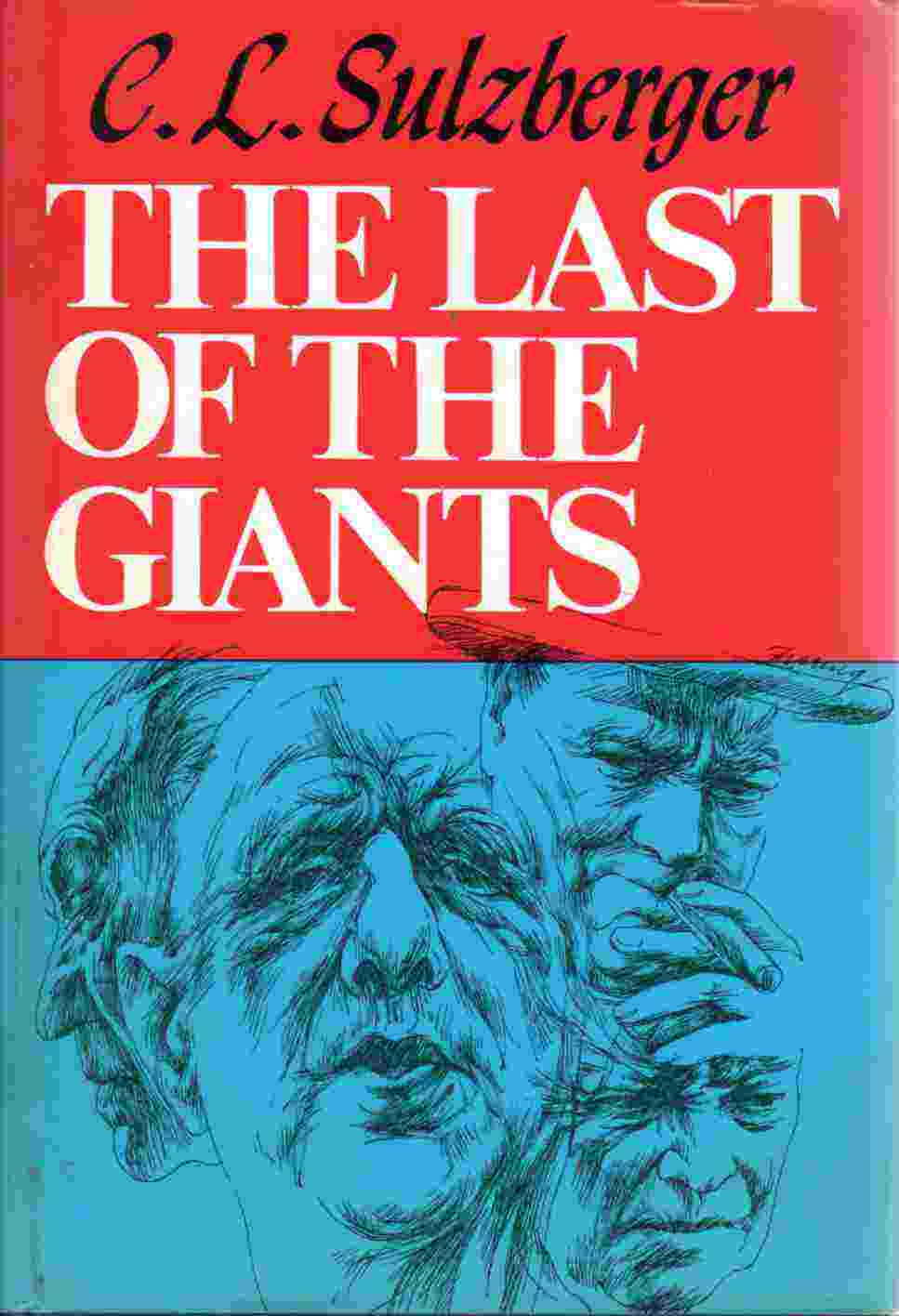 Image for The Last of the Giants  .