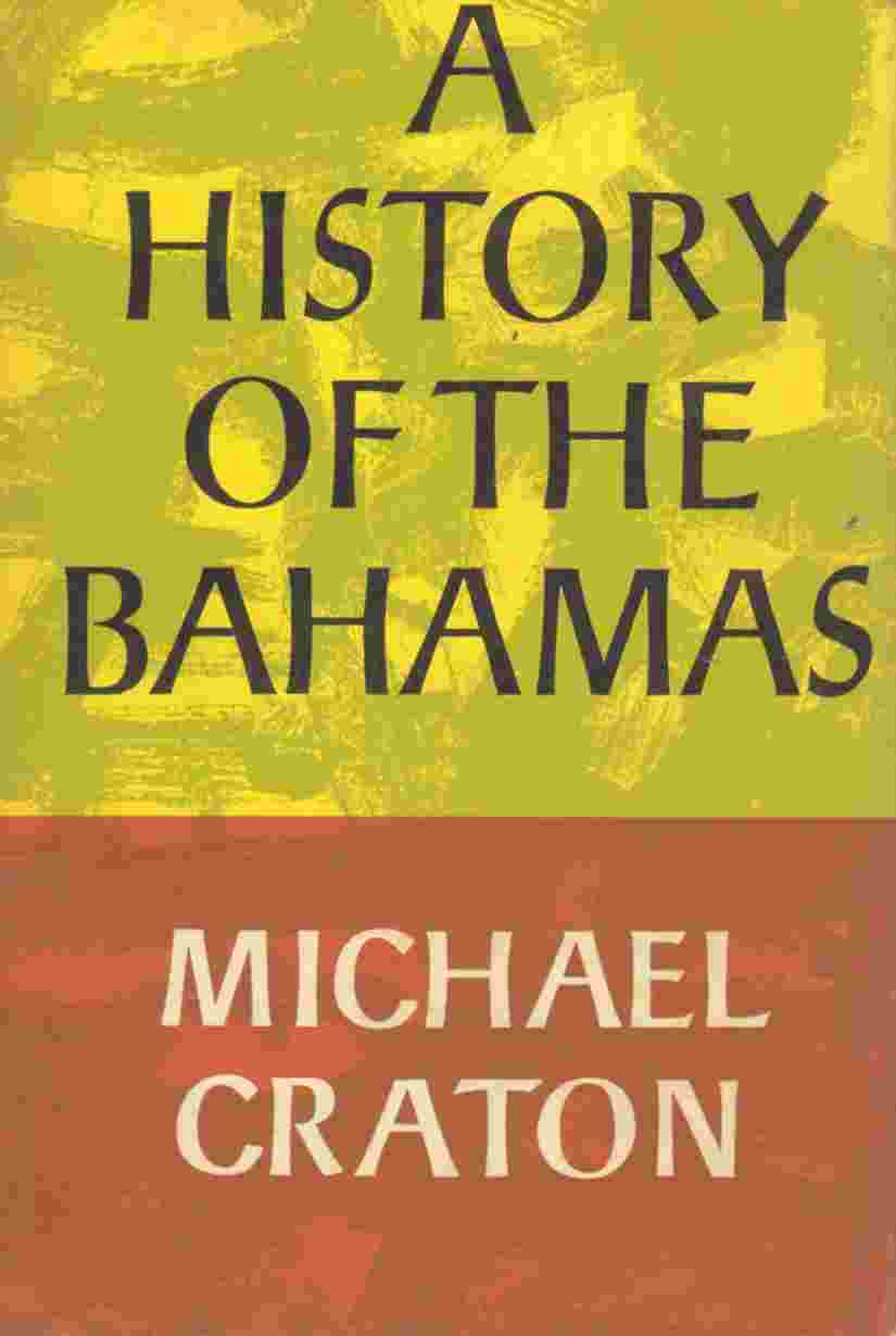 Image for A History of the Bahamas