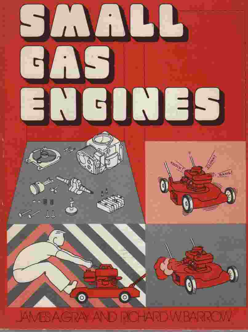 Image for Small gas engines