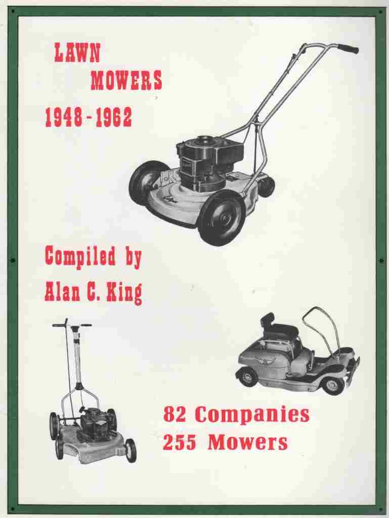Image for Lawn Mowers   1948-1962