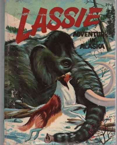 Image for Lassie, Adventure in Alaska