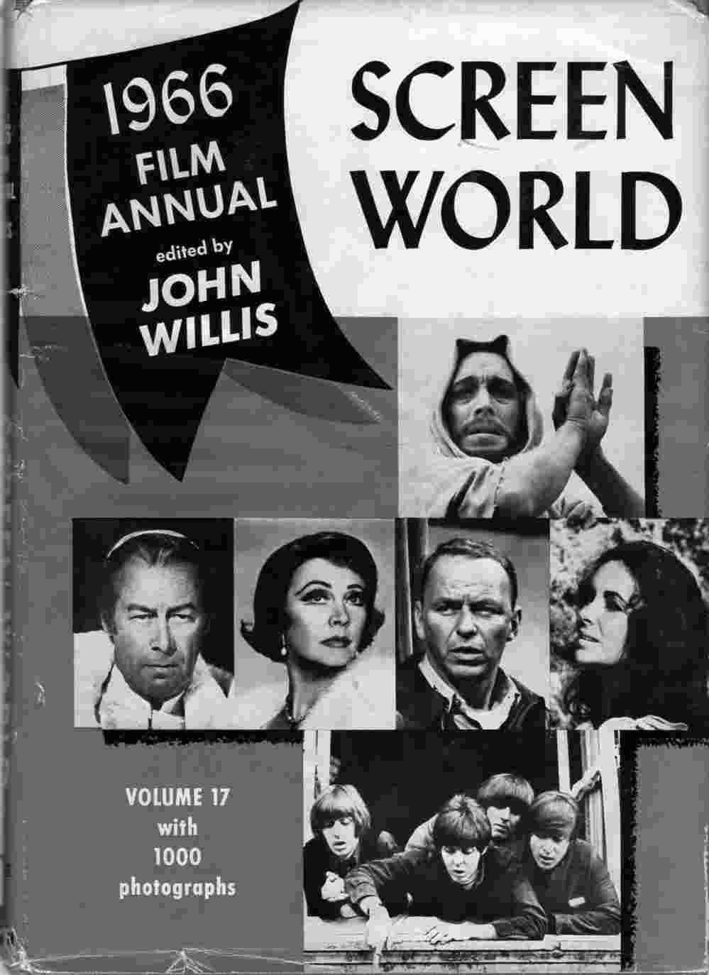 Image for Screen World, 1966, Vol 17