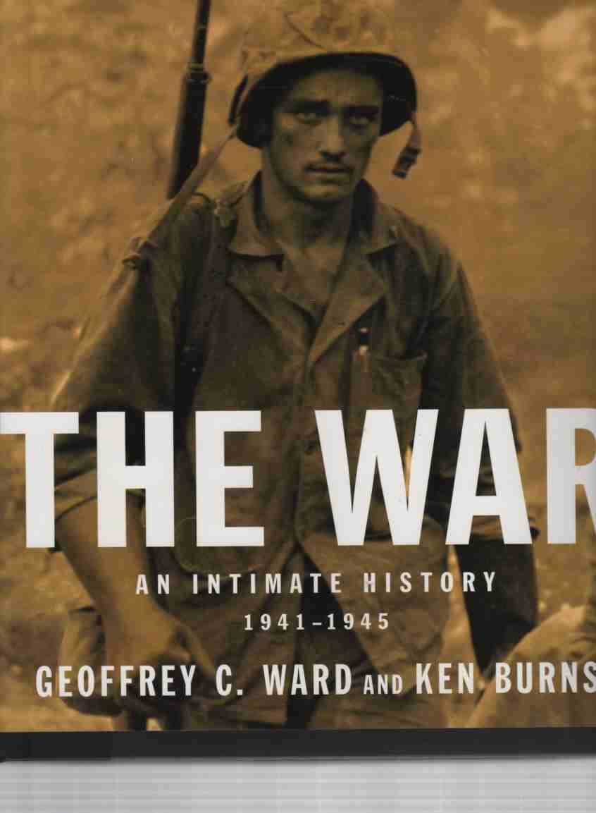 Image for The War An Intimate History, 1941-1945