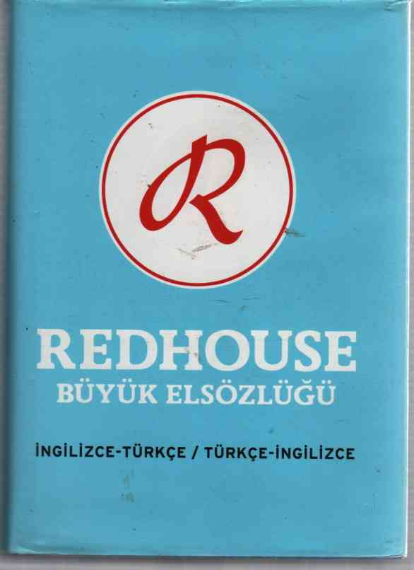 Image for Larger Redhouse Portable Dictionary Ingilizce-Turkce Turkce-Ingilizce