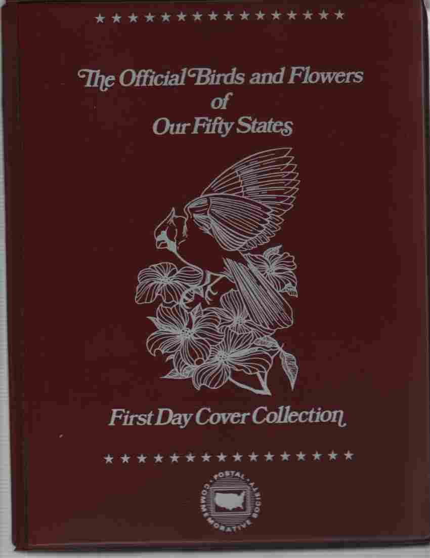 Image for The Official Birds and Flowers of Our Fifty States