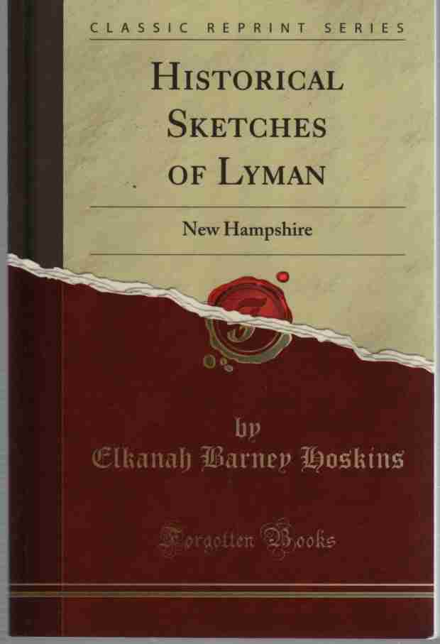 Image for Historical Sketches of Lyman New Hampshire