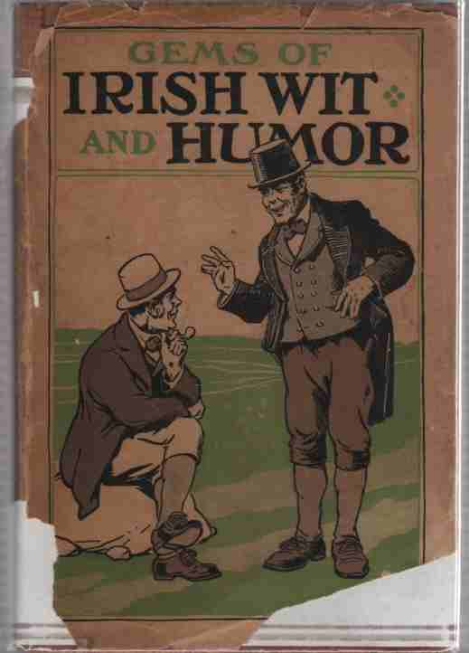 Image for Gems of Irish Wit and Humor