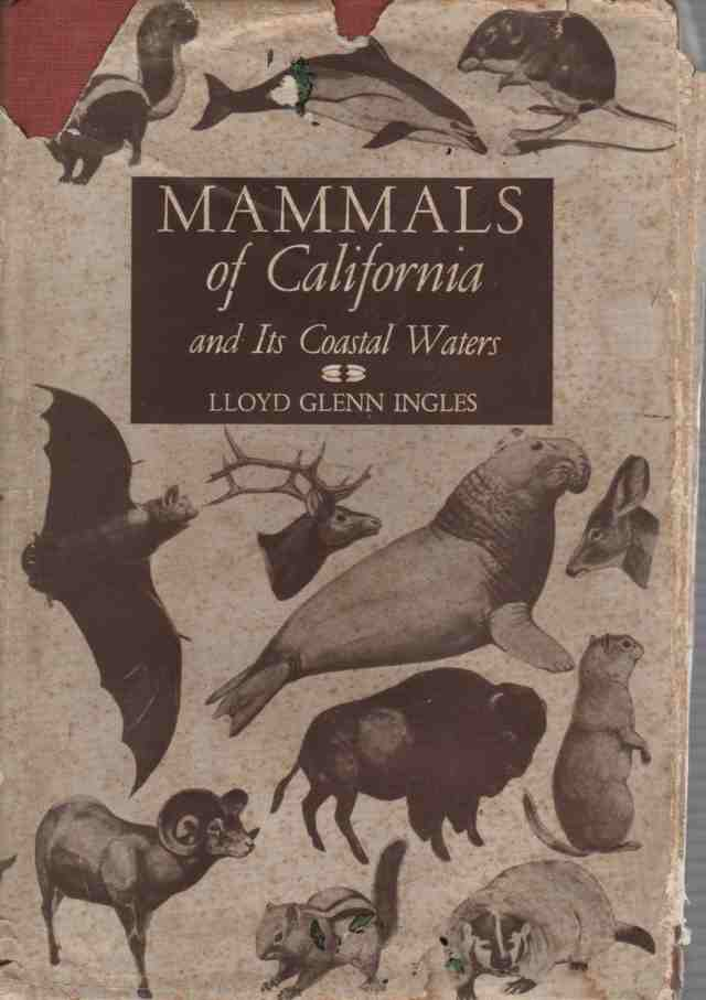 Image for Mammals of California and its Coastal Waters