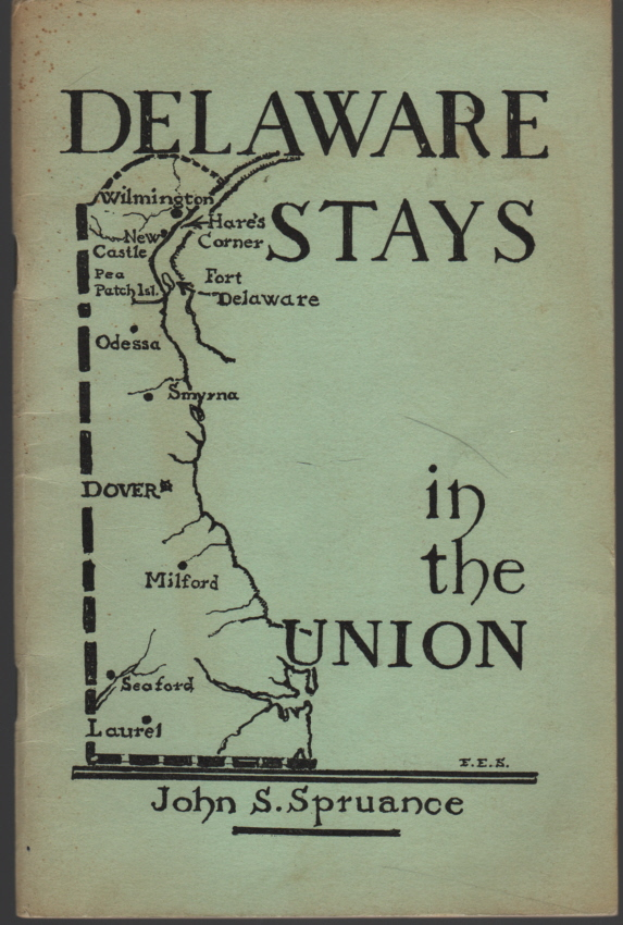 Image for Delaware Stays in the Union