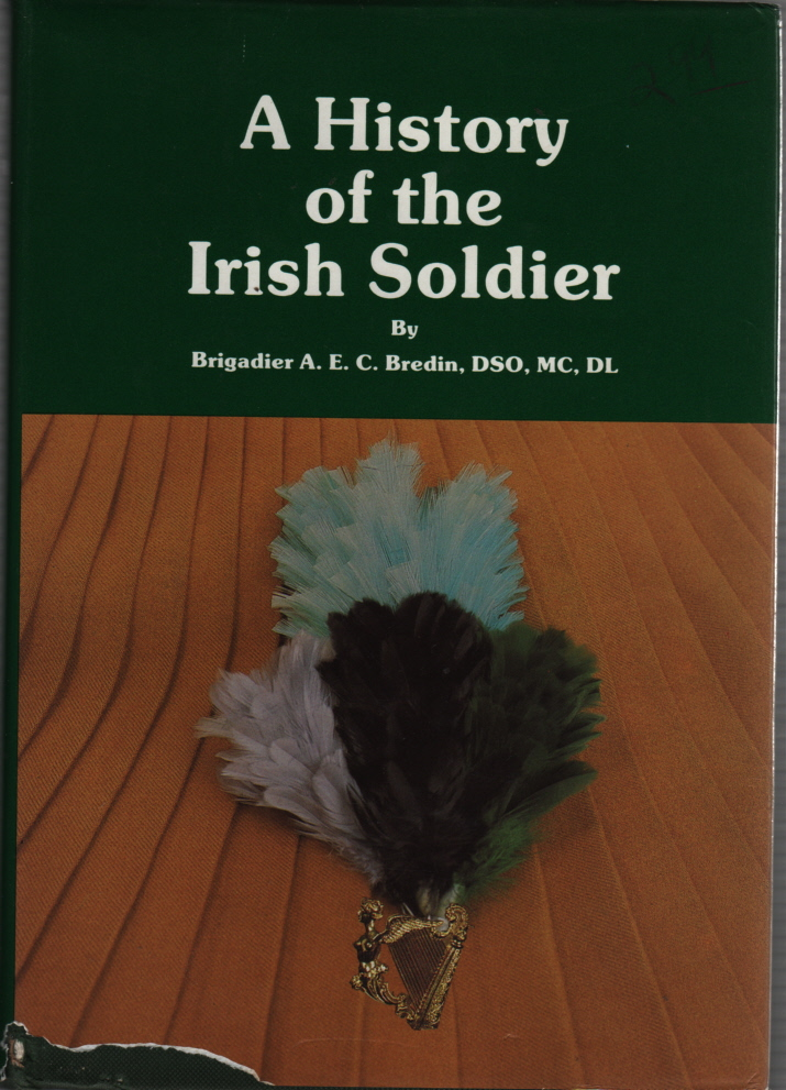 Image for A History of the Irish Soldier