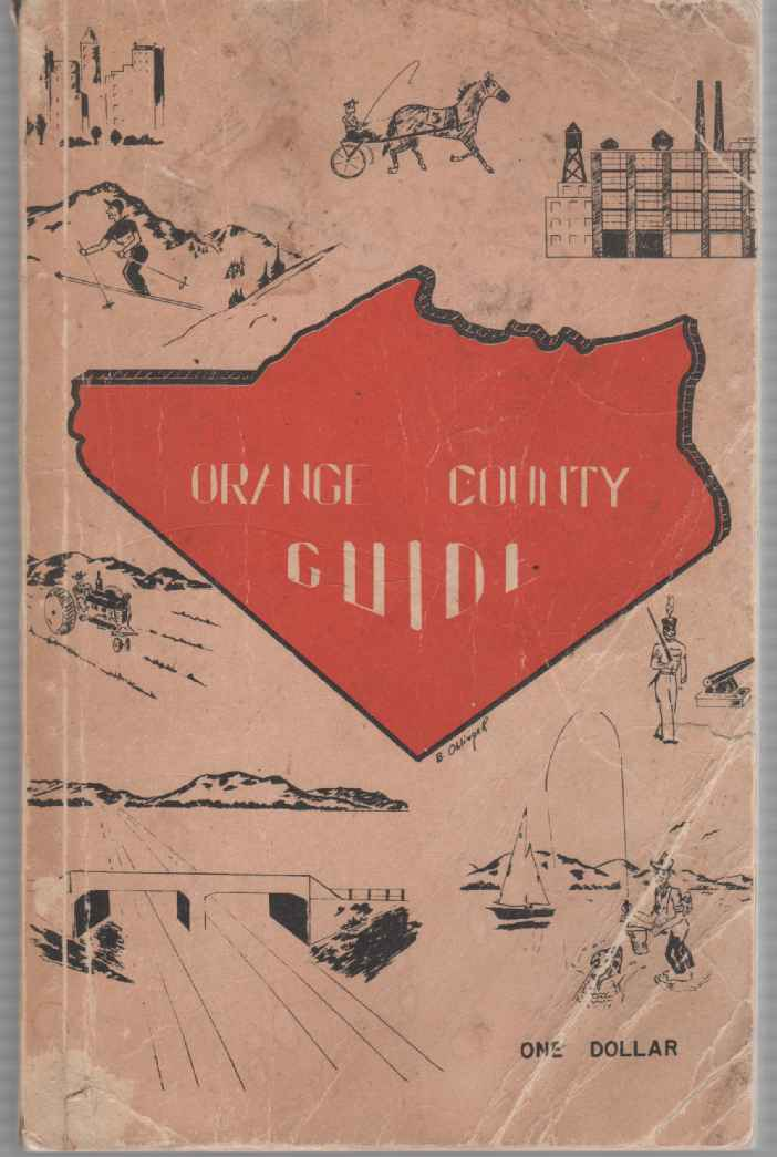 Image for Orange County Guide, Monroe, New York