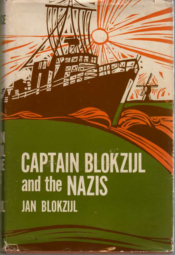 Image for Captain Blokzijl and the Nazis