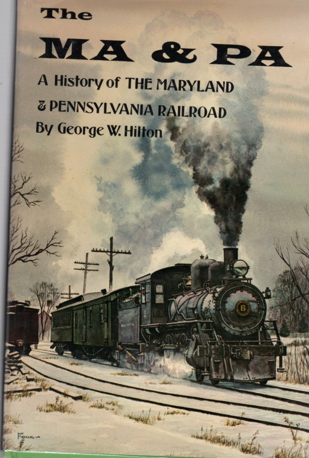 Image for Ma & Pa a History of Maryland & Pennsylvania Railroad