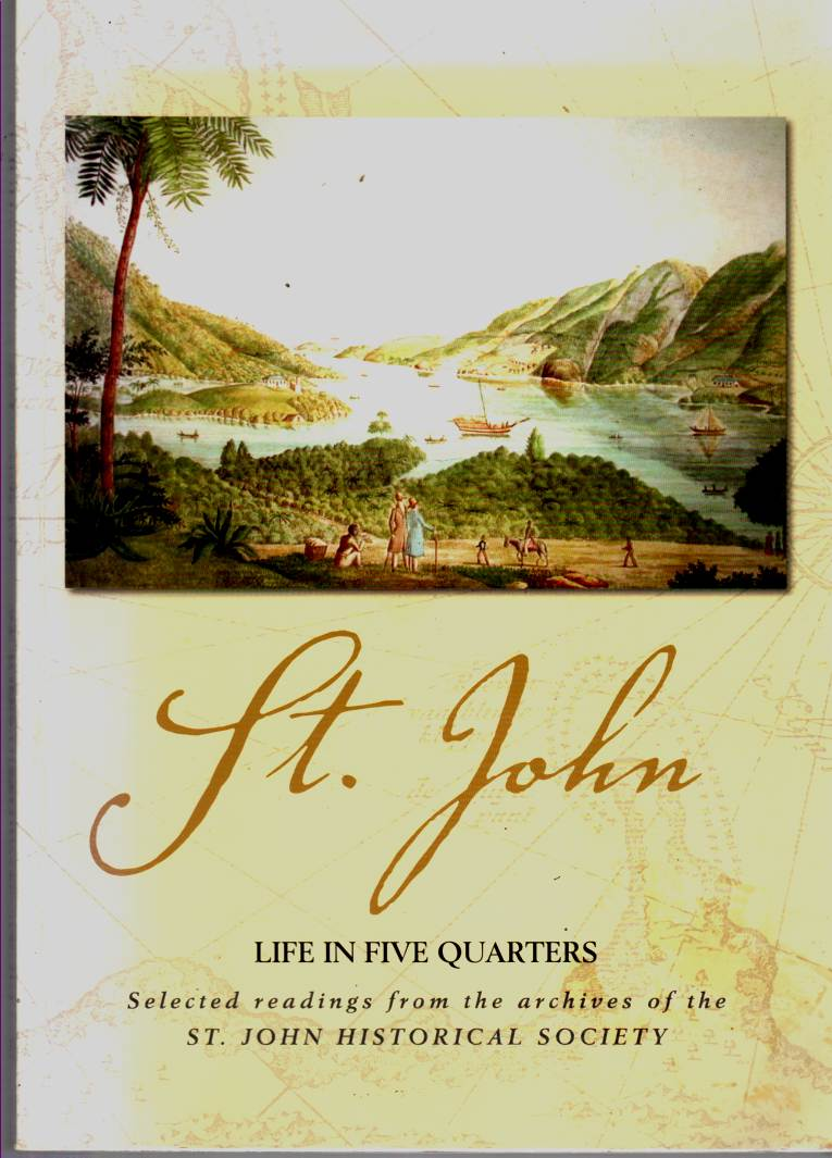 Image for St. John Life in Five Quarters