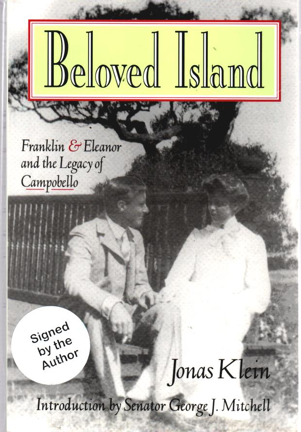 Image for Beloved Island Franklin & Eleanor and the Legacy of Campobello