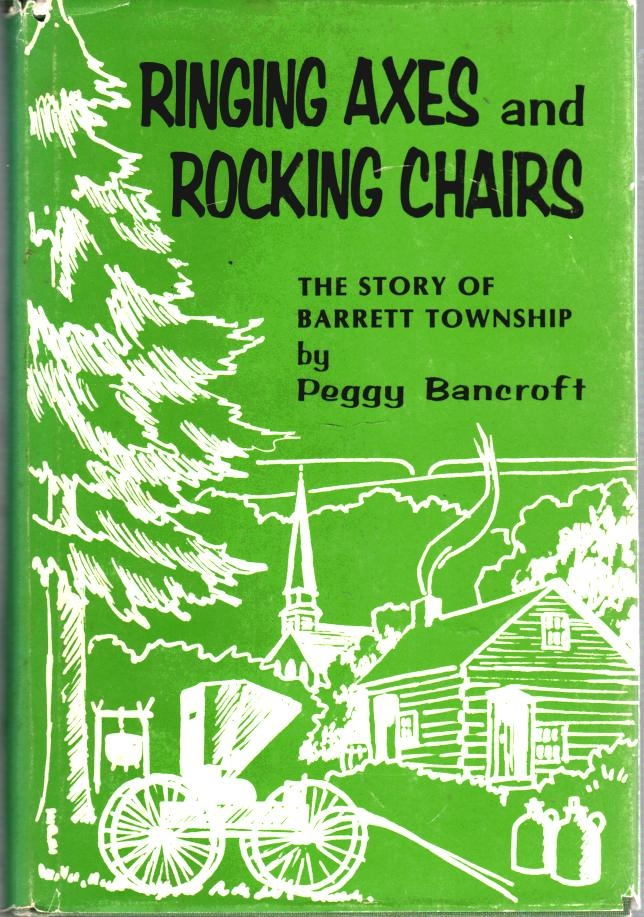 Image for Ringing Axes and Rocking Chairs: The Story of Barrett Township