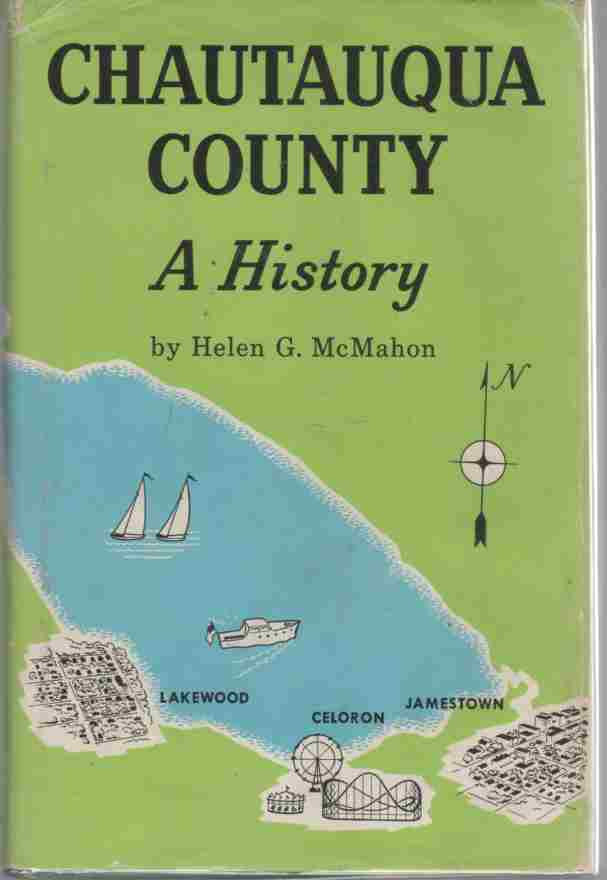 Image for Chautauqua County: A History