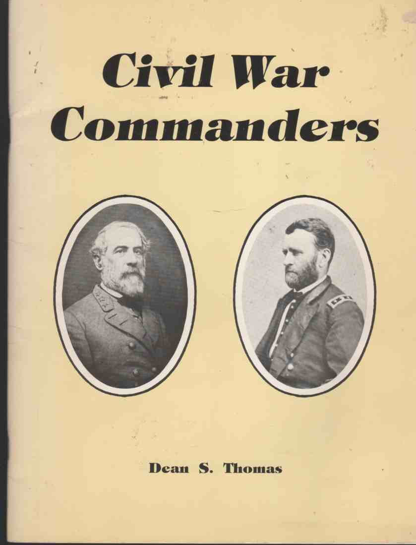 Image for Civil War Commanders